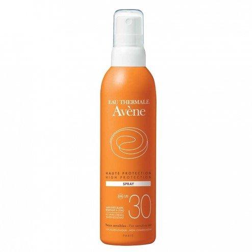 Crème solaire Avène spray
