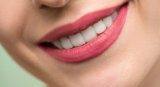 les lèvres pulpeuses