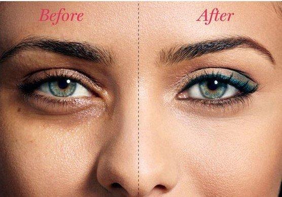 Comment se maquiller les yeux fatigués pour avoir bonne mine?