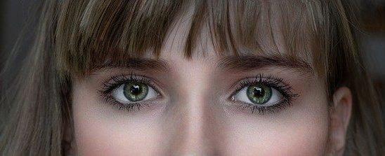 maquillage des yeux fatigués