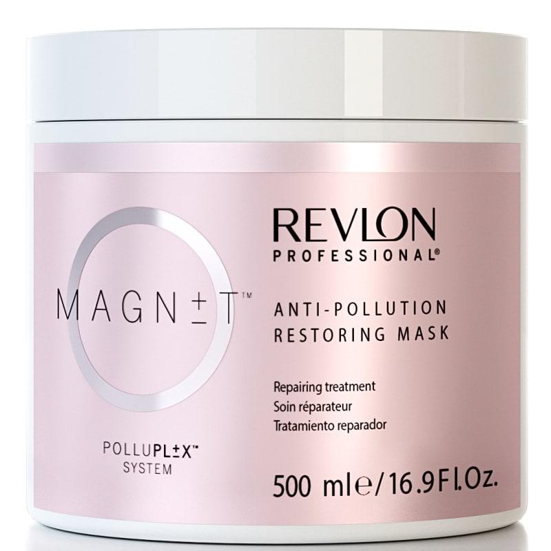 masque de cheveux anti-pollution