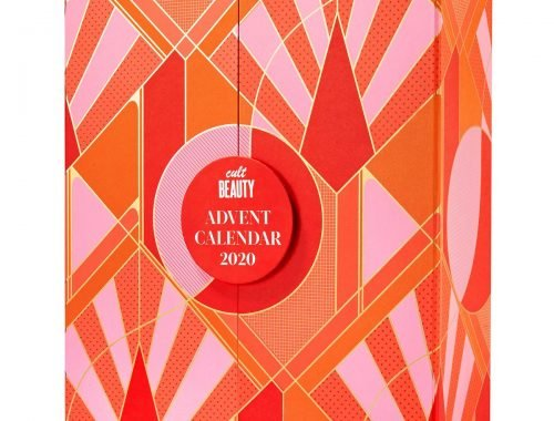 calendrier de l'avent cult beauty 2020
