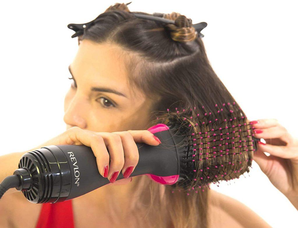 L'appareil à ne pas manquer: la brosse REVLON One-step