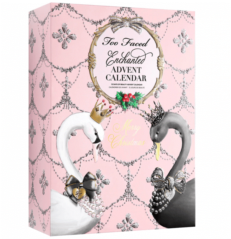 Calendrier de l'Avent Too Faced 2020: Enchanted Advent Calendar