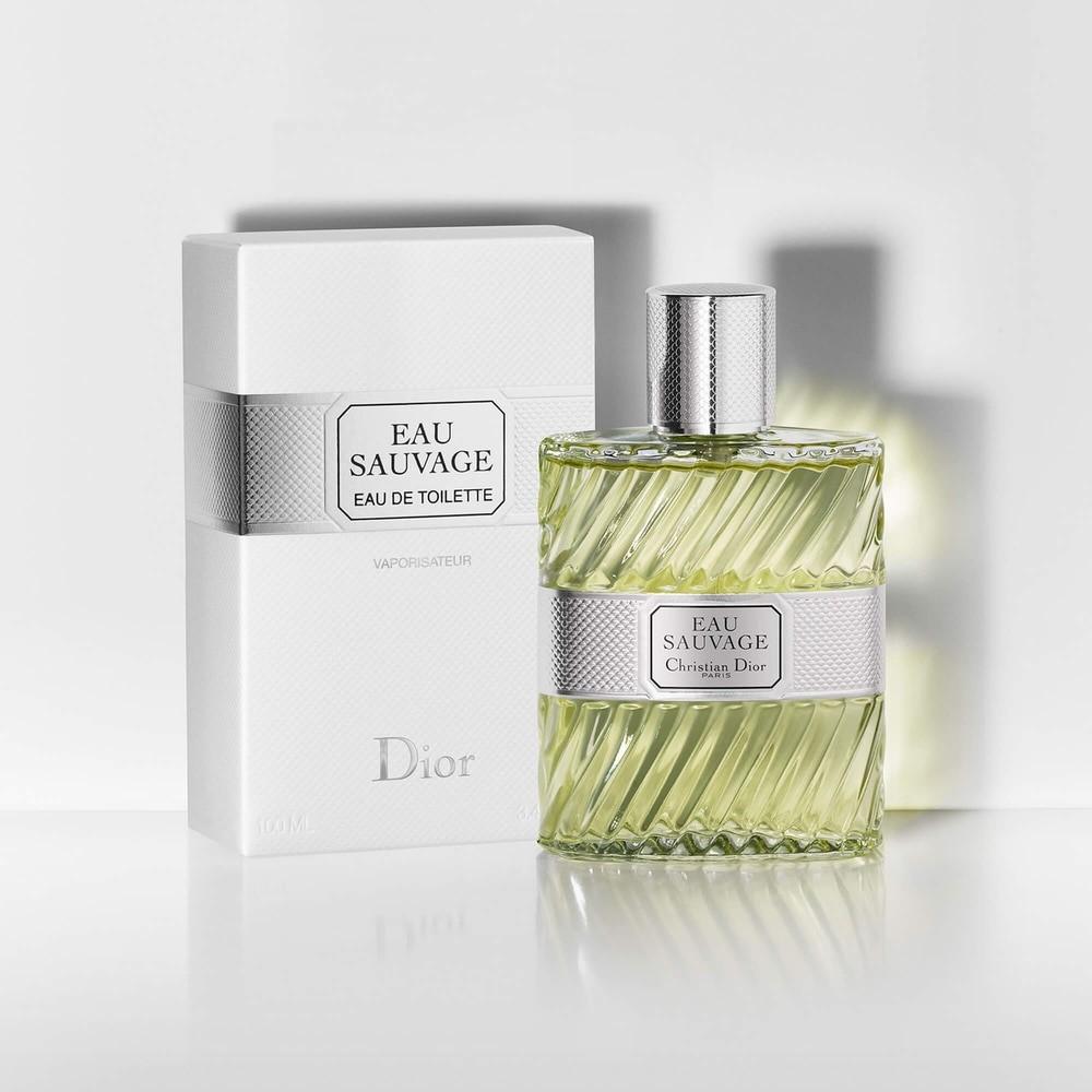 Eau sauvage eau de toilette Dior
