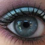 Maquillage de yeux bleus: mon tuto 'couleurs et douceur'