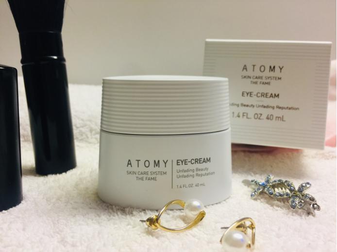 The Fame eye cream