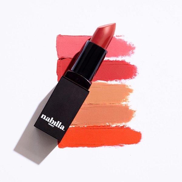Rouge à lèvres Nabilla Beauty